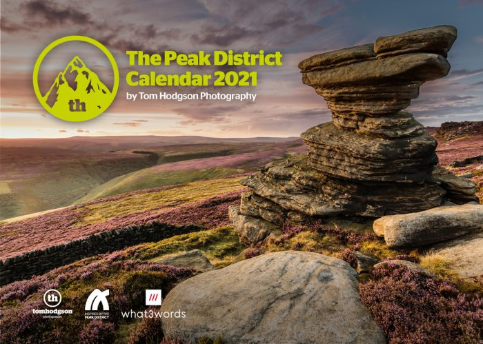 The Peak District Calendar 2021