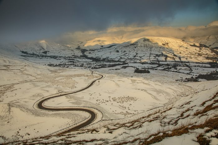 The Peak District Calendar December