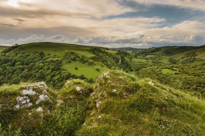 The Peak District Calendar February
