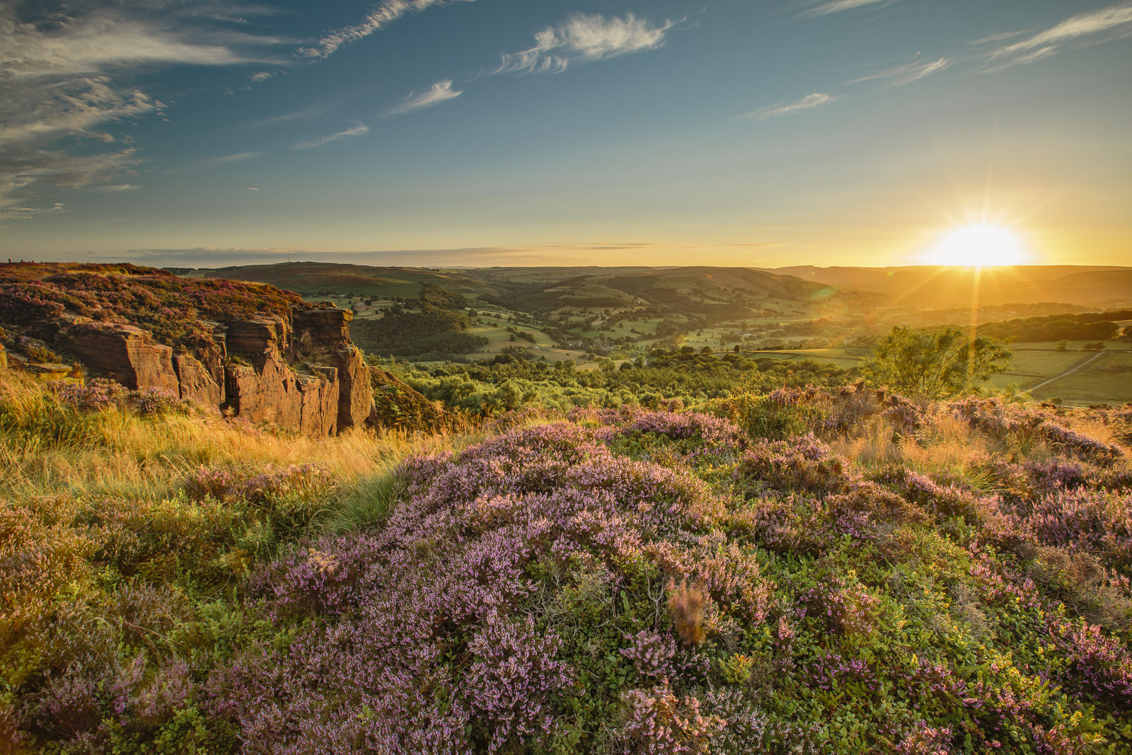 The Peak District Calendar June