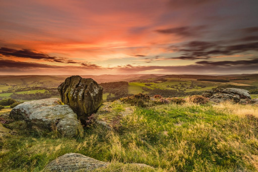 The Peak District Calendar March