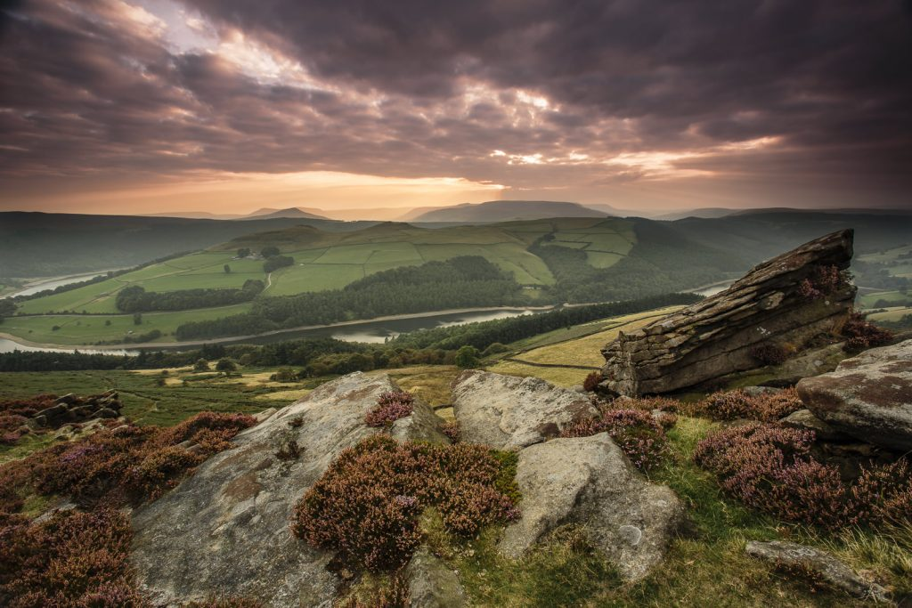 The Peak District Calendar May