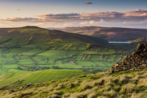 The Peak District Calendar September